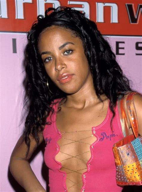 The video message Aaliyah sent her friend's grandparents
