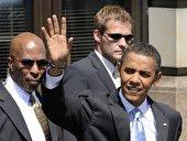 Obama besucht Berlin