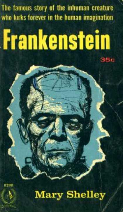 Resultado de imagen de frankenstein mary shelley libro