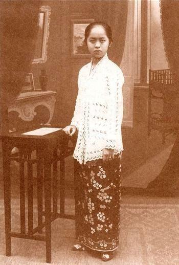 gambar kebaya encim vintage indian clothing gambar baju