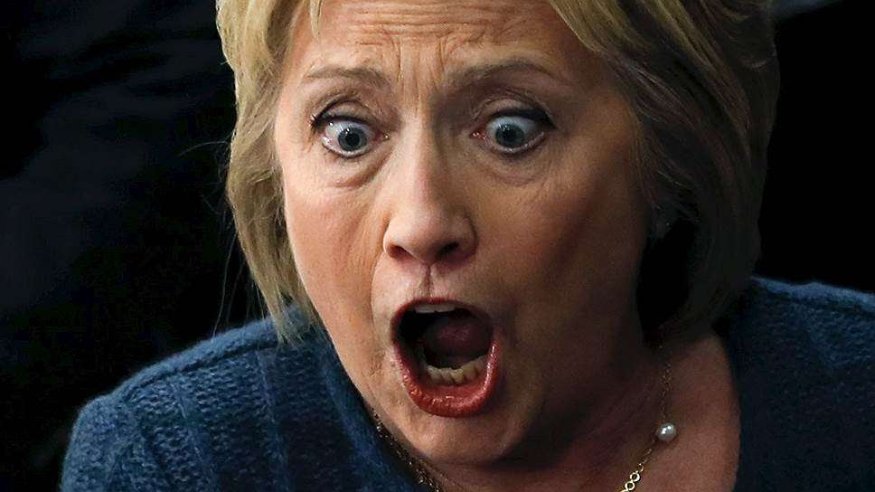 Клинтоны даже американцев уже задолбали по самые гланды