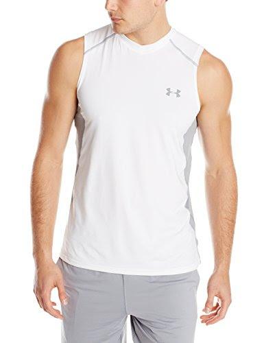 2520 Ladies Naturana Navy Cotton Rich Vest  Size Large