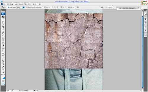 Adding Texture to the Skin image 1