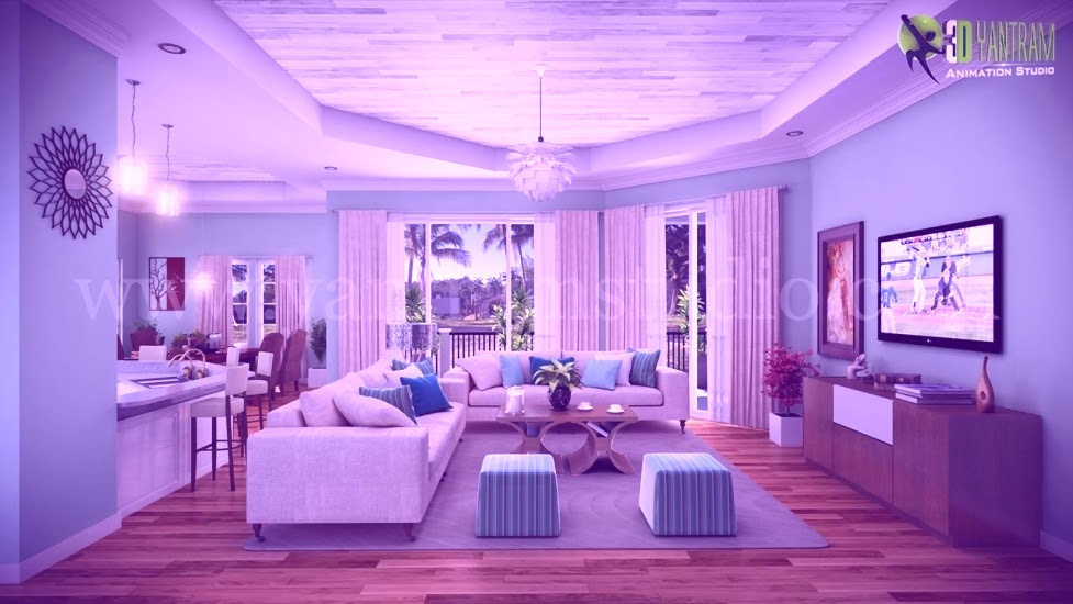 Interior 3D Rendering – Photorealistic CGI Design Firms by ...