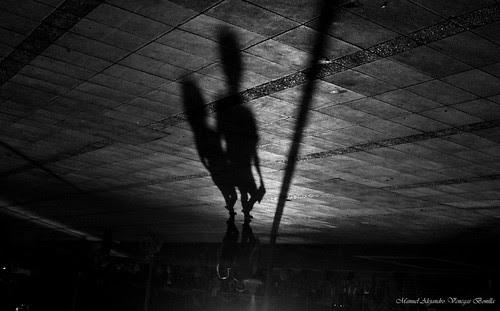 Santiago de Chile, Extraterrestres by Alejandro Bonilla