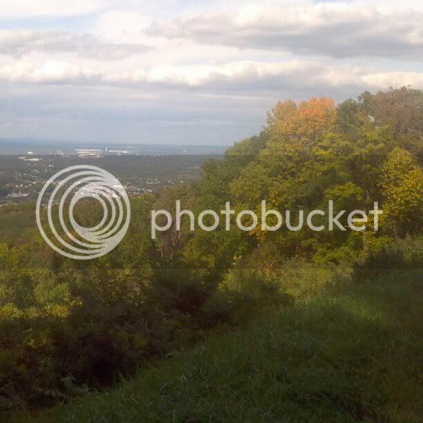 Skyline Drive view