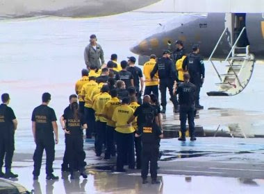 Líderes de massacre em presídio de Manaus começam transferência para presídios federais