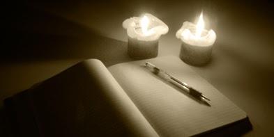 Escrever para continuar a viver!