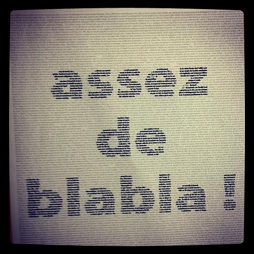 ASSEZ !!! by Jean-Fabien - photo & life™