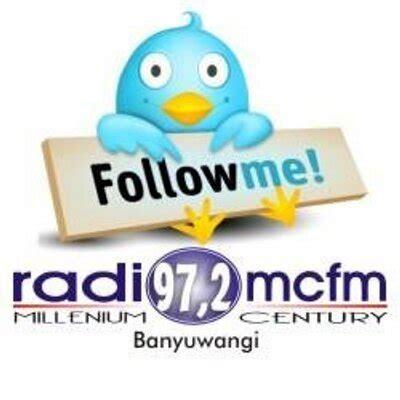 radiomcfmbanyuwangi  twitter pagi banyuwangi np