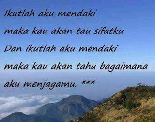 kata kata bijak pendaki gunung sejati pecinta alam kata