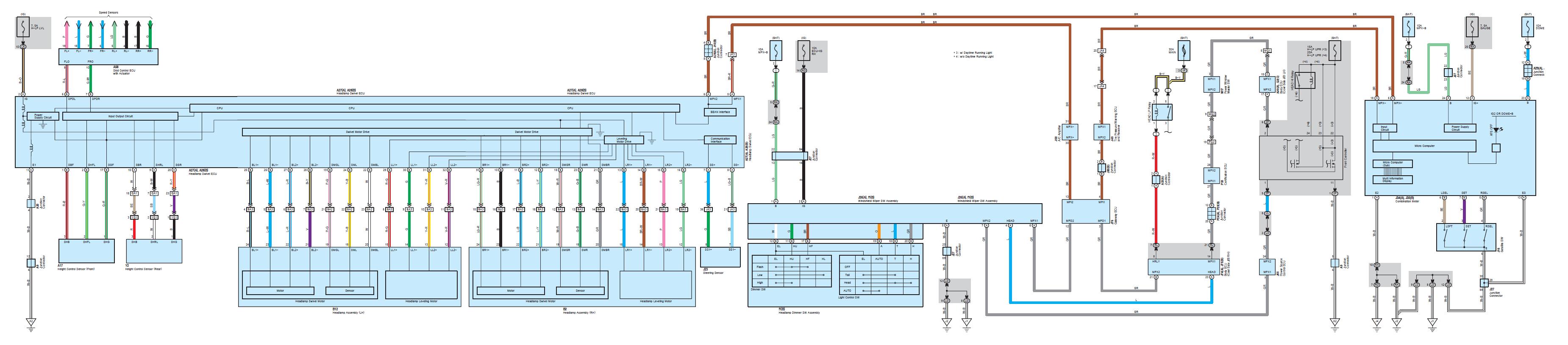 Lexus Rx330 Schematic Best Wiring Diagrams Blue Igno Blue Igno Ekoegur Es