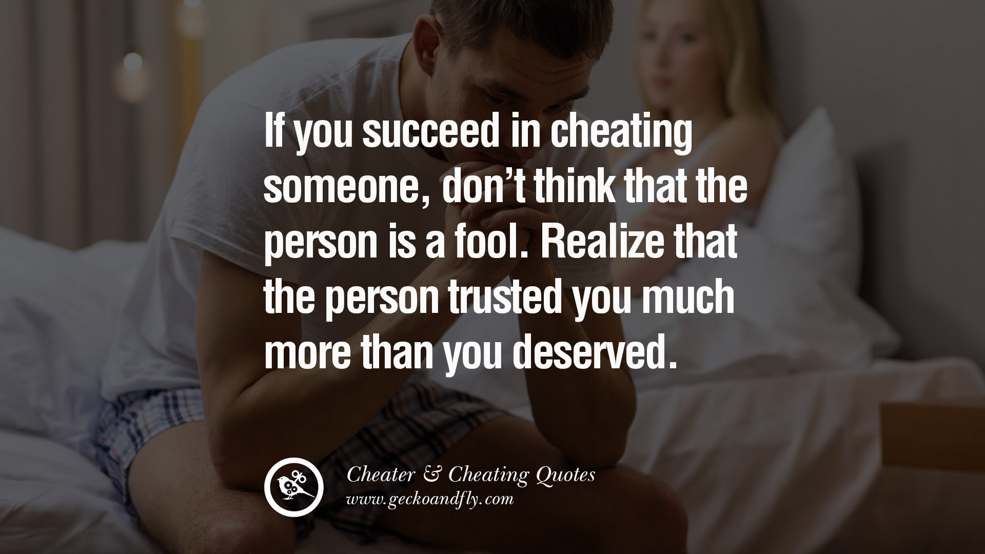 Elegant Cheating Quotes About Being Fooled By A Guy - Paulcong