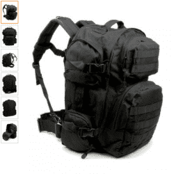 The Tactical Military MOLLE