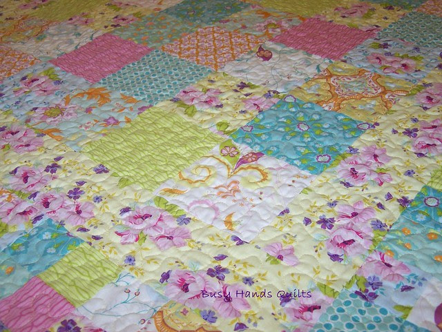 Spring Promise Baby Quilt