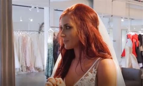 Teen Mom 2 ? Chelsea Houska Looks Like Barbie In Wedding Dress