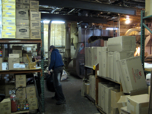 Porto Rico warehouse
