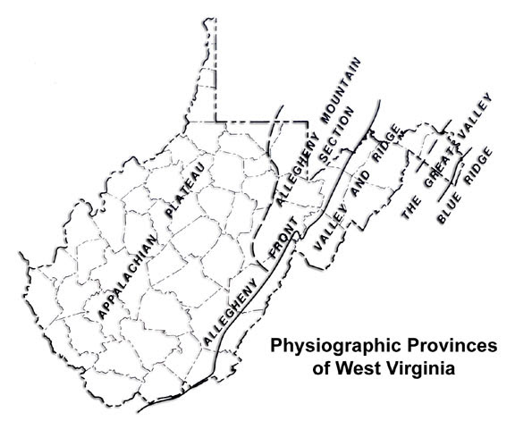 Image Result For Physiographic Maps