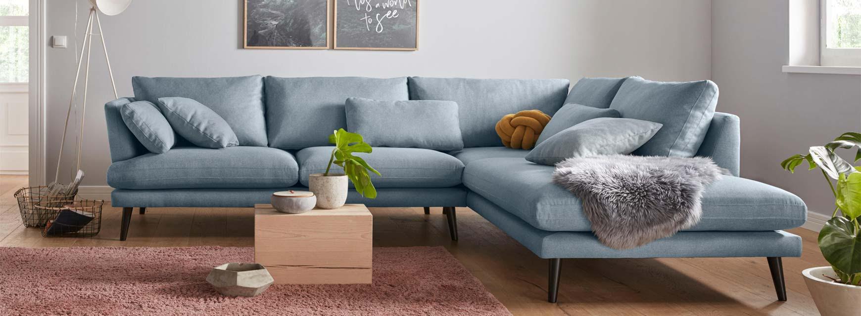 Couch Für Kleines Wohnzimmer Sofa Sehr Einrichten Leder ...