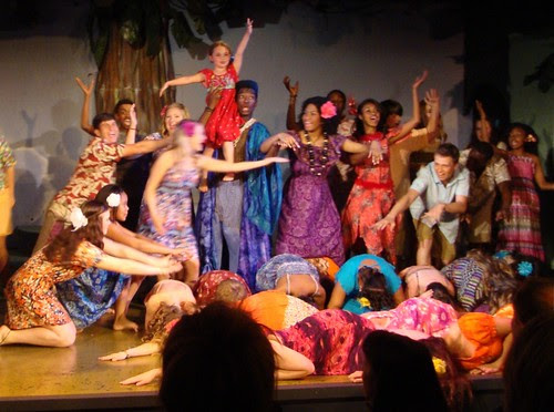Once on This Island / Academy of Childrens Theater, Shreveport-Bossier by trudeau