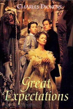 Hasil gambar untuk Novel Great Expectation – Charles Dicken