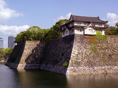 Osaka Caslte