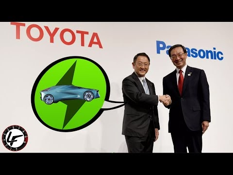 Nobody expected Toyota to do THIS for battery electric vehicles
