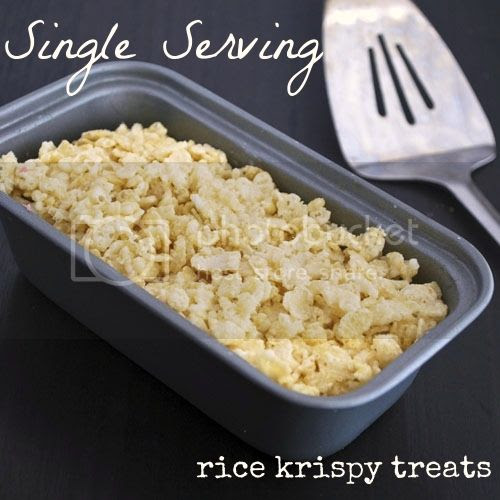 Mallow and Co: Single Serving Rice Krispy Treats