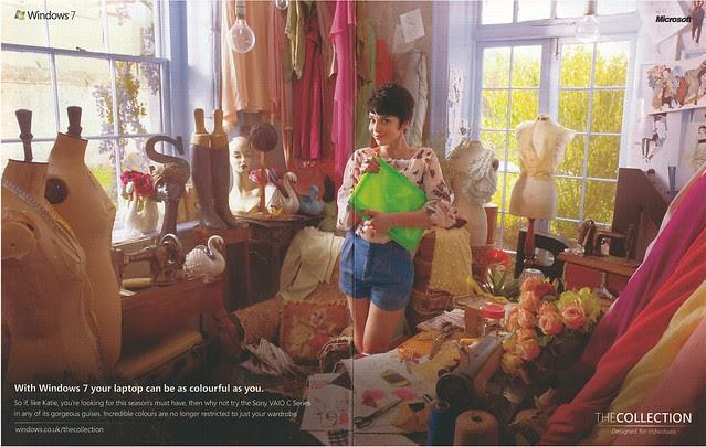 Windows 7 - Advert
