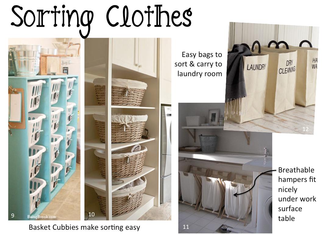 5 Dirty Secrets :: Laundry Room Organization   Brittany Blum