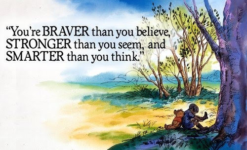 Youre Braver Than You Believe Pictures Photos And Images For