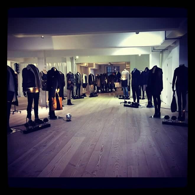 AllSaints AW12 Preview Collection