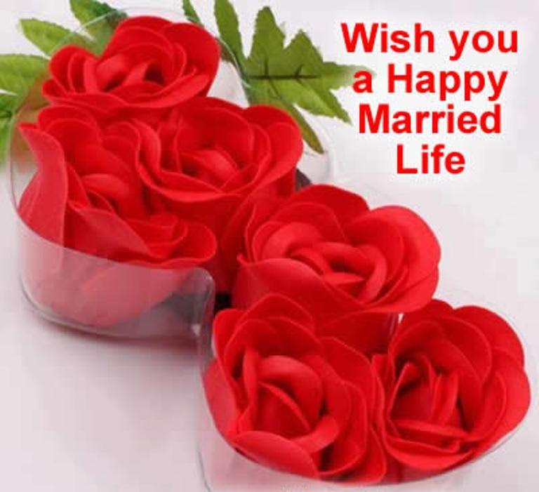 Wish You A Happy Married Life