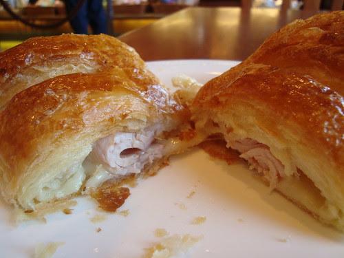 Turkey & Cheese Croissant