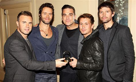 Robbie Williams confirmed for Take That 25th anniversary tour