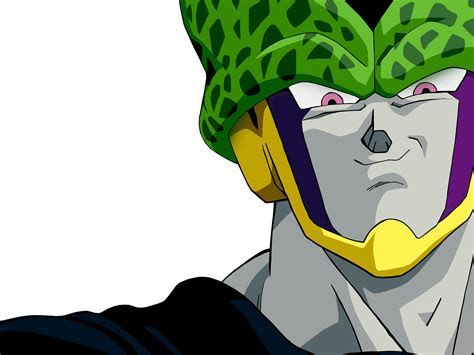 Dragon Ball Z Android Cell Desktop Background HD 4000x3000