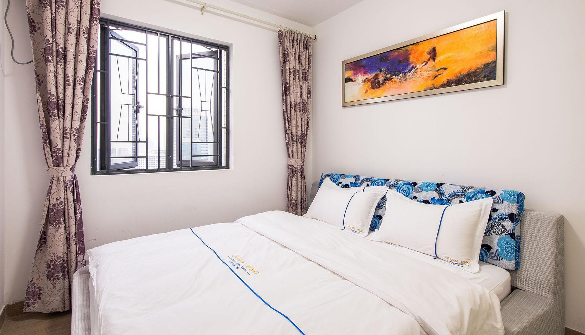 hotel near Shenzhen QUANJING Warm 2 Bedroom Apt