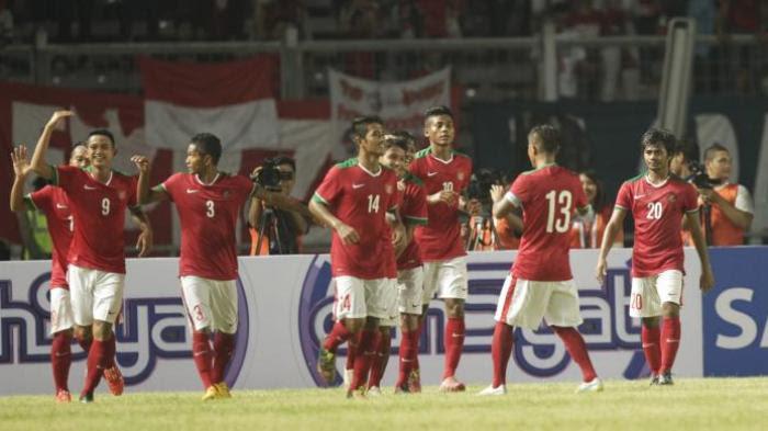 Indonesia U23 vs Kamboja 61: Jalannya Pertandingan  Super Ball