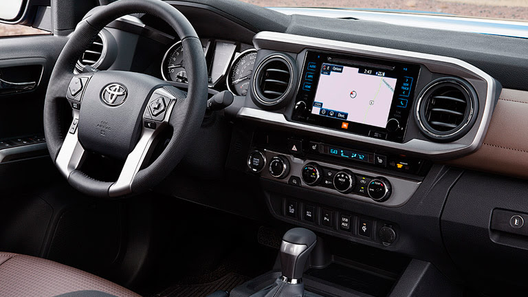 Ruggedly Comfortable: The New 2016 Toyota Tacoma