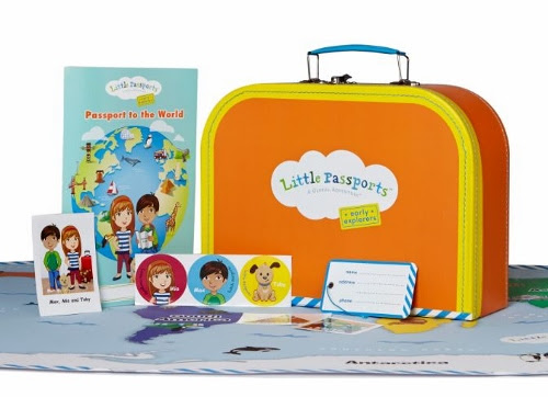 Little Passports Announces Early Explorers Subscription for Preschoolers