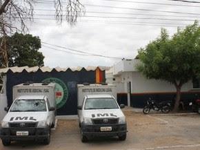 Instituto de Medicina Legal de Petrolina (Foto: Taisa Alencar / G1)