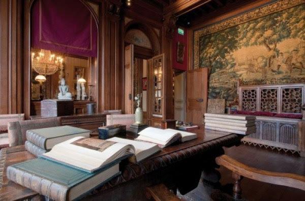 Во Франции открыли дом, который был заперт 100 лет