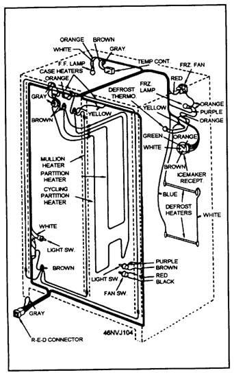 Wiring Database 2020  26 Ge Refrigerator Schematic Diagram