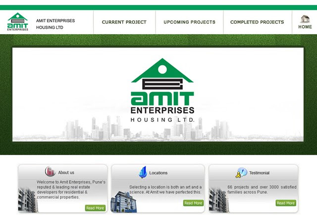 Amit Enterprises Housing Ltd. http://amitenterprises.com/