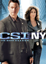 CSI: NY: Season Six, a Mystery TV Series