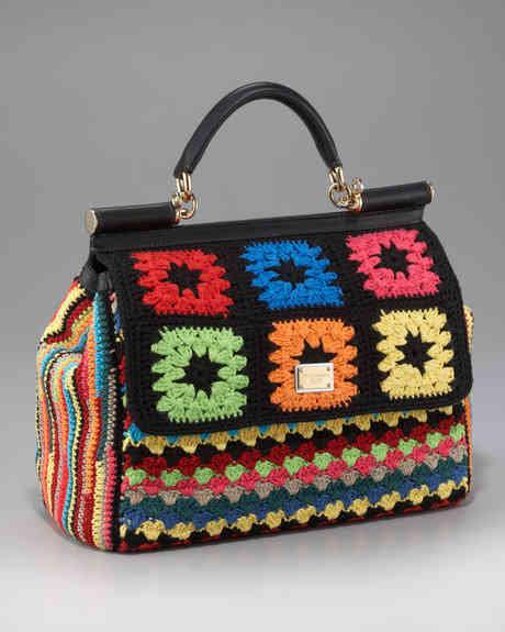 Post image for More Dolce & Gabbana Crochet Handbags