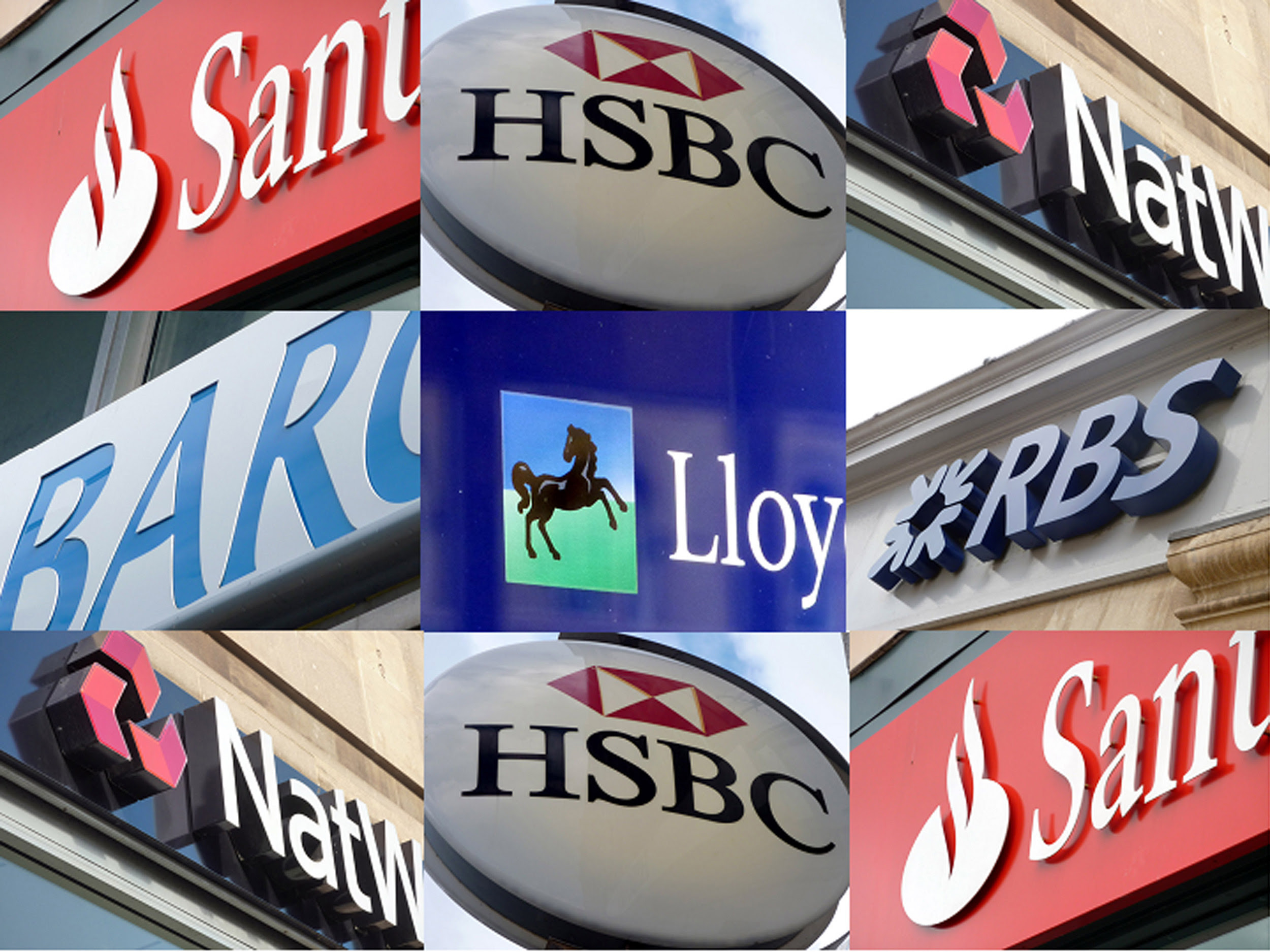 Image result for UK banks