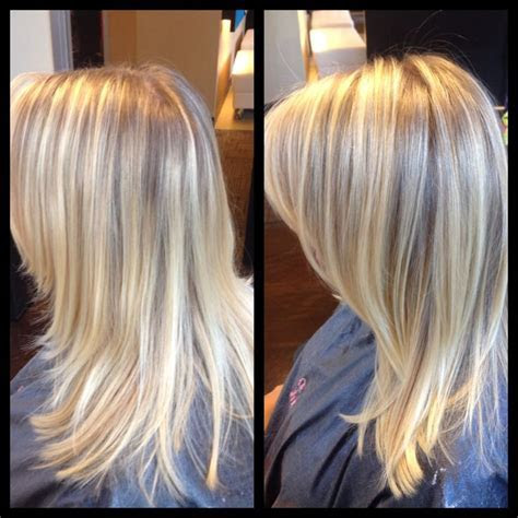 @malisa957 Before & After: traditional foil highlights to