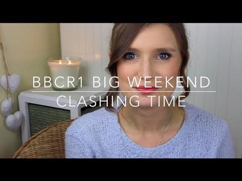 Clashing Time talks Radio 1's Big Weekend ft Jim Chapman