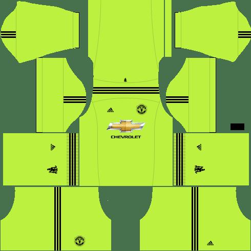 aeacb4ebf8 Manchester United Dls Kit 2019
